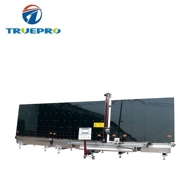 Sigillatrice verticale per vetri isolanti