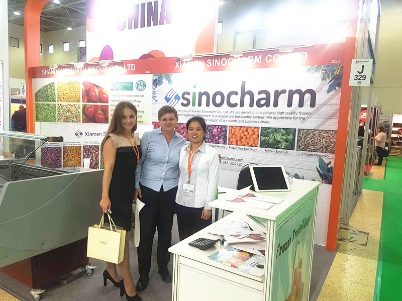 World Food Moscow Show (17-20 Sep. 2018)