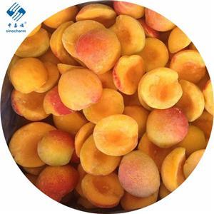 IQF замороженный абрикос