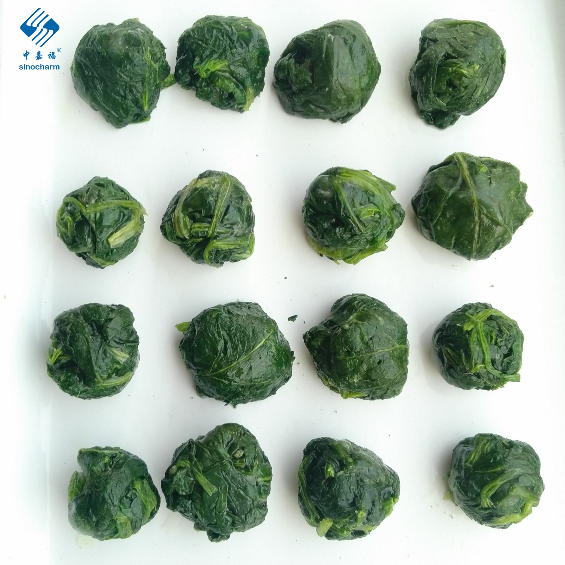 Frozen Spinach Manufacturers, Frozen Spinach Factory, Supply Frozen Spinach