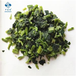 Frozen Organic Chopped Spinach
