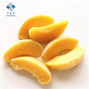 IQF Frozen Yellow Peaches