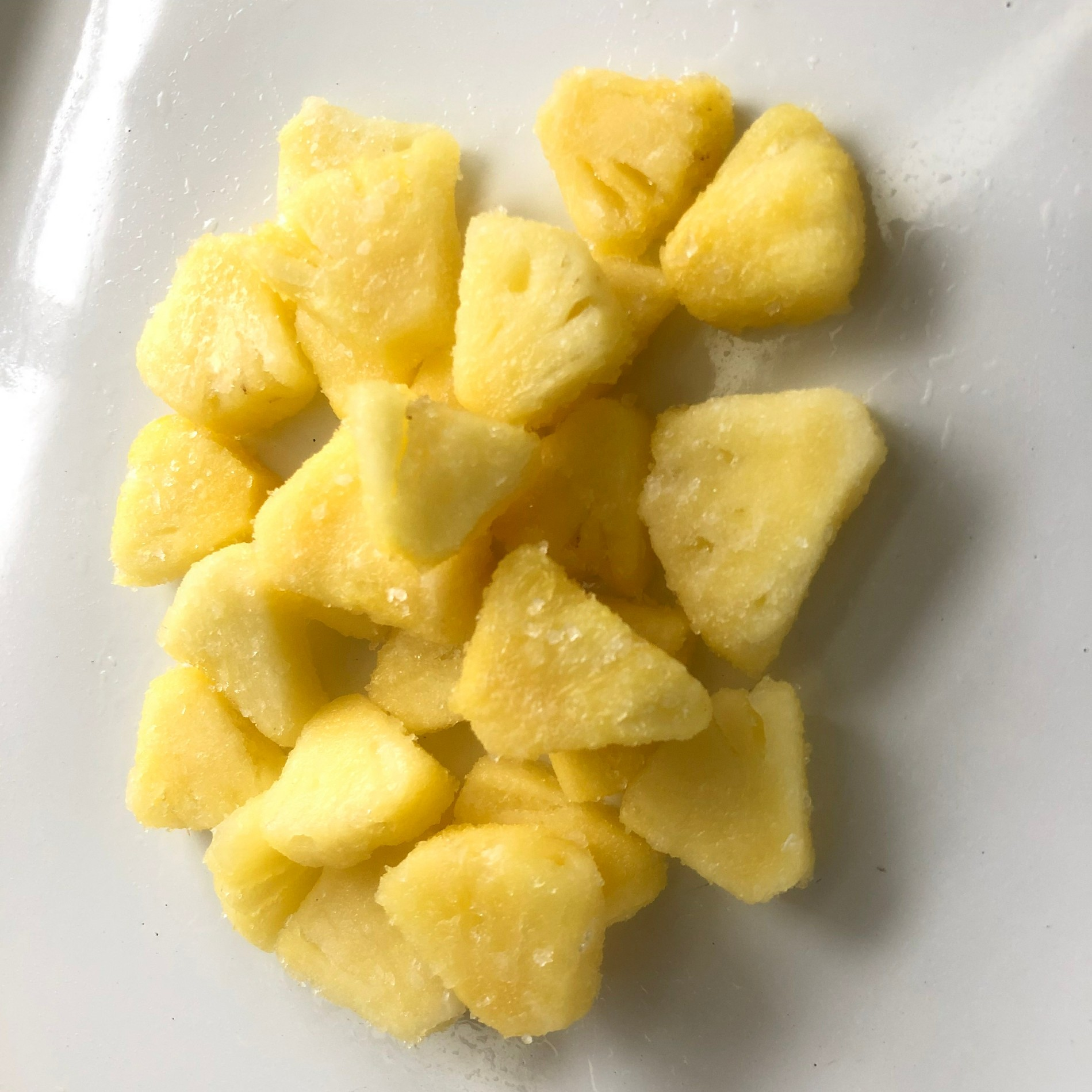 IQF Frozen Pineapple Manufacturers, IQF Frozen Pineapple Factory, Supply IQF Frozen Pineapple