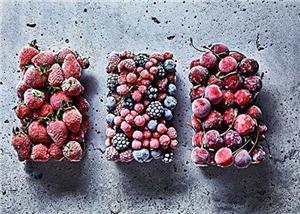 Замороженные фрукты и овощи полезнее, чем свежие