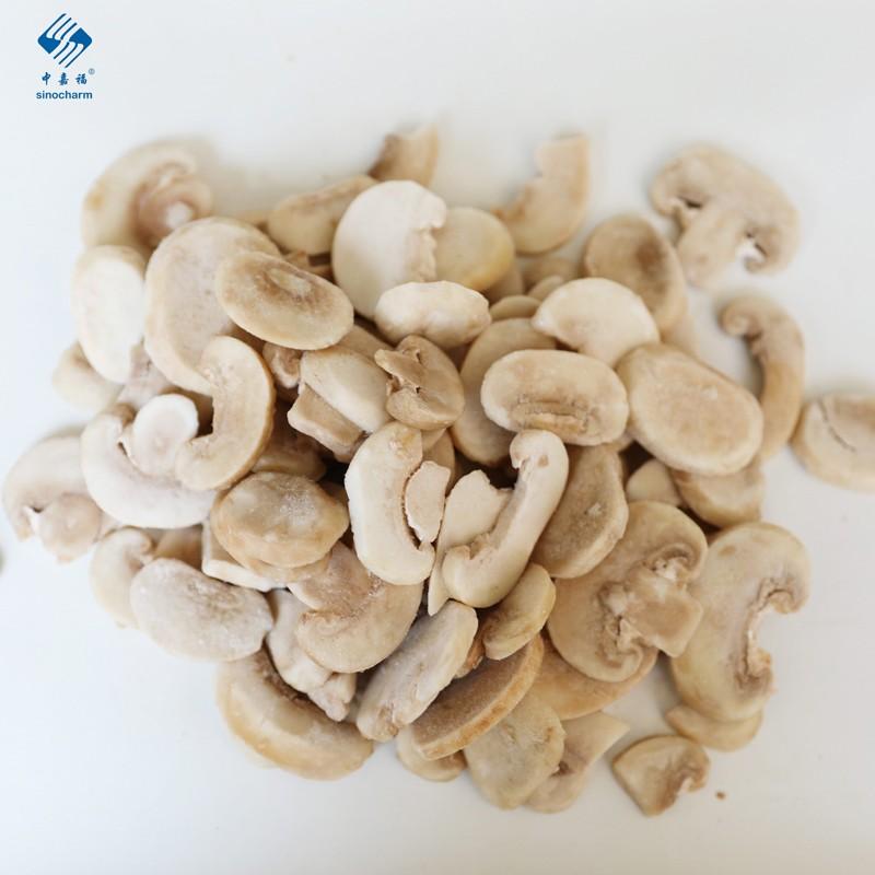 IQF 냉동 샴 피뇽 버섯