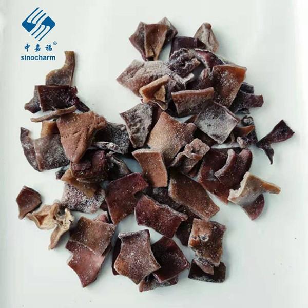 IQF Frozen Black Fungus