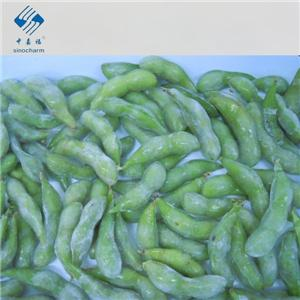 Frozen Cooked Soybean with Ice Glazing