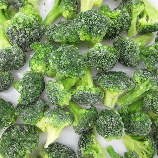 IQF Frozen Broccoli Manufacturers, IQF Frozen Broccoli Factory, Supply IQF Frozen Broccoli