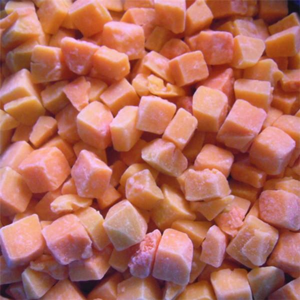 Frozen Pumpkin Manufacturers, Frozen Pumpkin Factory, Supply Frozen Pumpkin