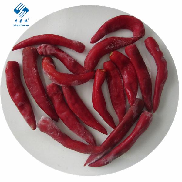 Frozen Jinta Chili Manufacturers, Frozen Jinta Chili Factory, Supply Frozen Jinta Chili