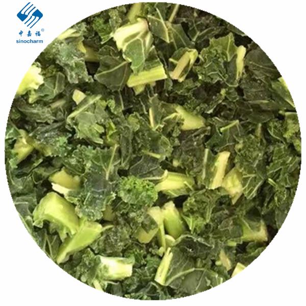 Frozen Kale Manufacturers, Frozen Kale Factory, Supply Frozen Kale