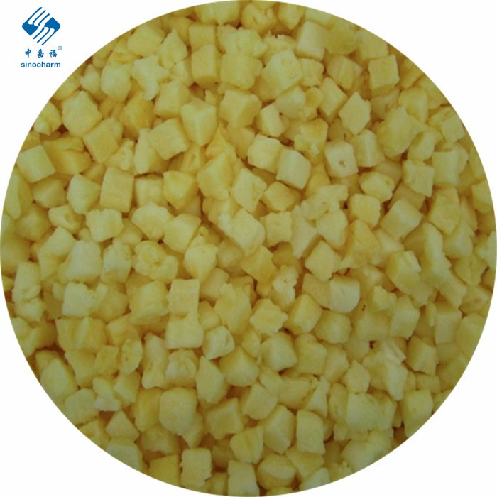 IQF Frozen Pineapple