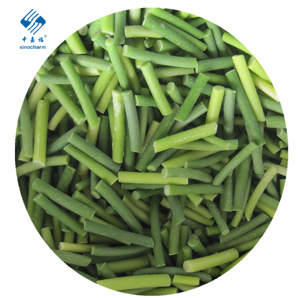 IQF Frozen Garlic Sprout Manufacturers, IQF Frozen Garlic Sprout Factory, Supply IQF Frozen Garlic Sprout