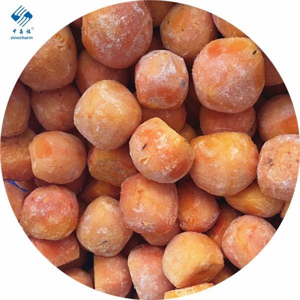 IQF Frozen Persimmon Manufacturers, IQF Frozen Persimmon Factory, Supply IQF Frozen Persimmon