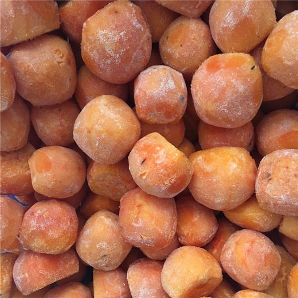 New Crop Frozen Persimmon Fruit