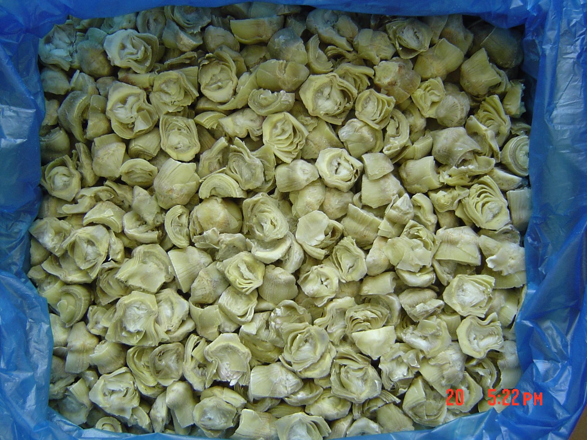 IQF Frozen artichokes Manufacturers, IQF Frozen artichokes Factory, Supply IQF Frozen artichokes