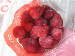2020 작물 냉동 딸기