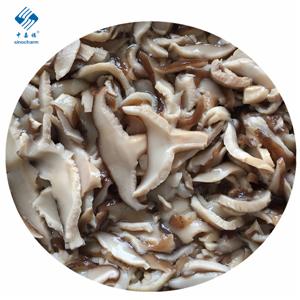 Консервированная грибная полоска шиитаке