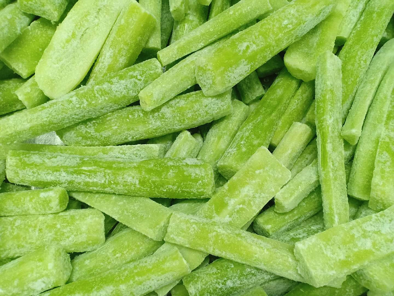 Frozen stem lettuce Manufacturers, Frozen stem lettuce Factory, Supply Frozen stem lettuce