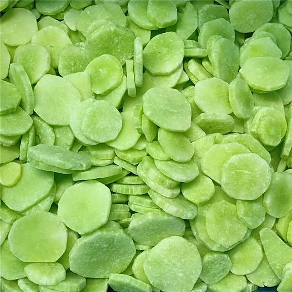 IQF lettuce