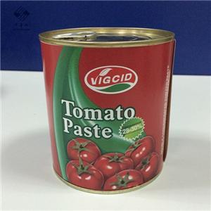 Salsa De Tomate Enlatada