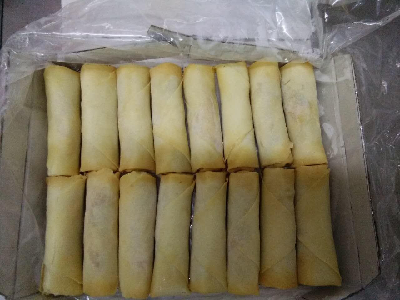 Frozen Spring Vegetable Roll Manufacturers, Frozen Spring Vegetable Roll Factory, Supply Frozen Spring Vegetable Roll