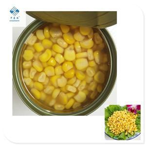 Консервированное сладкое кукурузное ядро