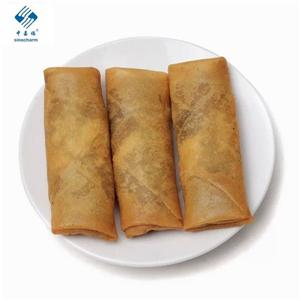 Frozen Spring Vegetable Roll