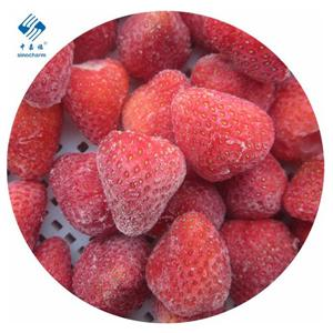 IQF Frozen Strawberry