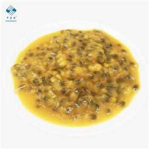 BQF Frozen Passion Fruit Pulp