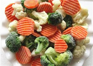 China Frozen Vegetables Exporting Situation in 2019