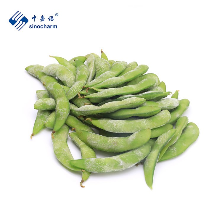 IQF Frozen Edamame Beans Manufacturers, IQF Frozen Edamame Beans Factory, Supply IQF Frozen Edamame Beans