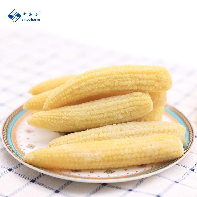 IQF Frozen Baby corn Manufacturers, IQF Frozen Baby corn Factory, Supply IQF Frozen Baby corn