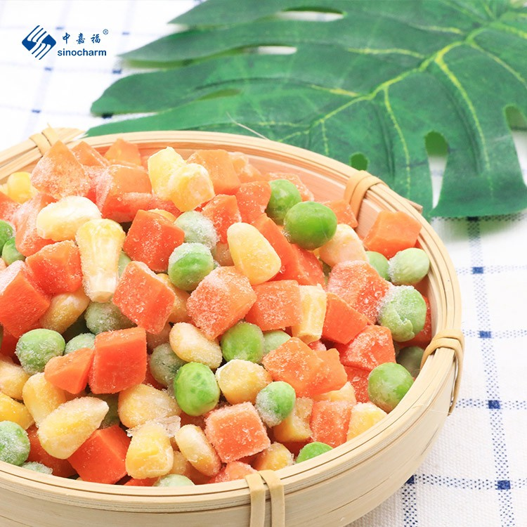 IQF Frozen Mixed Vegetables Manufacturers, IQF Frozen Mixed Vegetables Factory, Supply IQF Frozen Mixed Vegetables