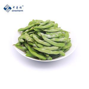 IQF Frozen Organic Edamame Beans