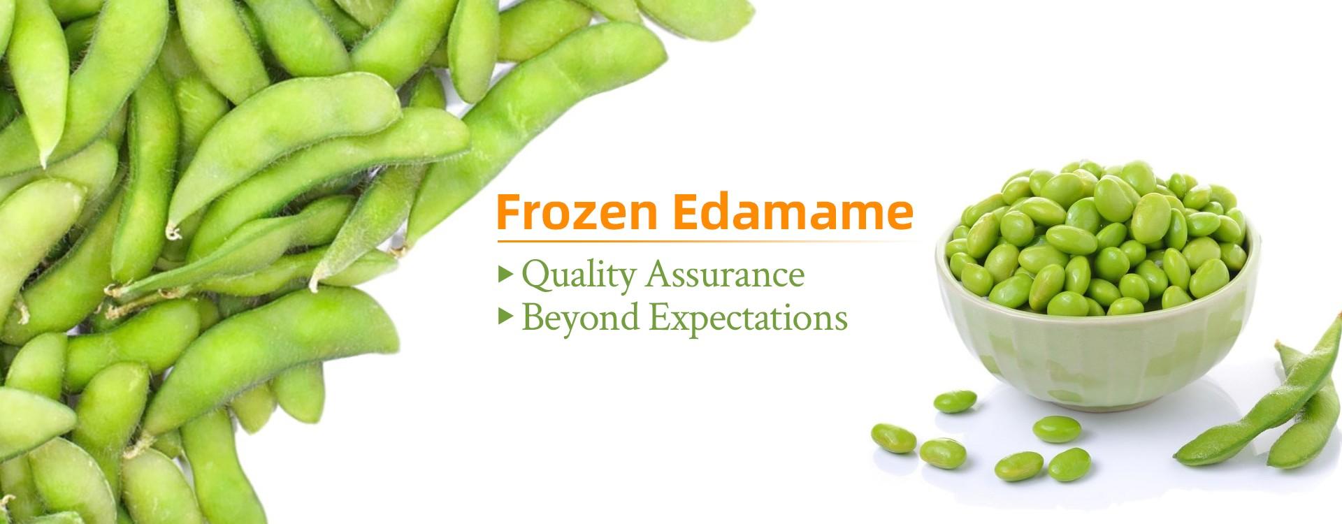 Edamame แช่แข็ง