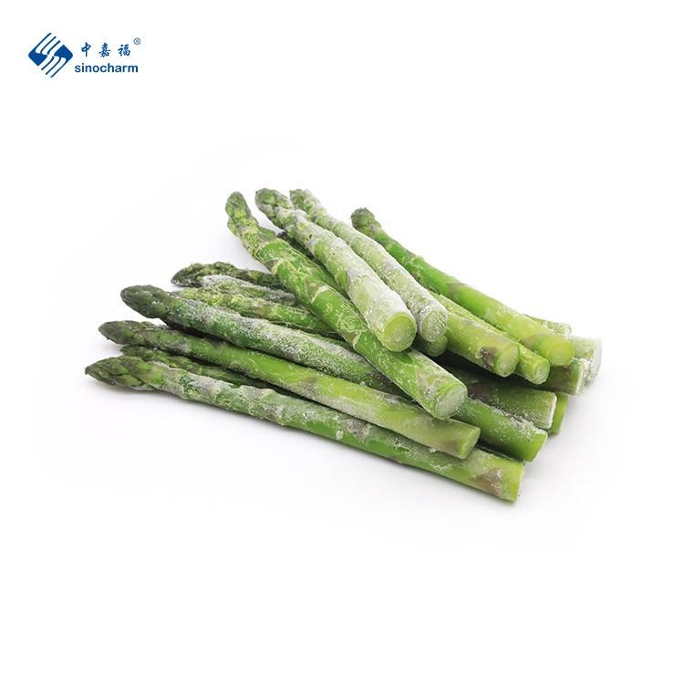 IQF Frozen Green Asparagus Manufacturers, IQF Frozen Green Asparagus Factory, Supply IQF Frozen Green Asparagus