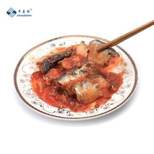 Sardina enlatada en salsa de tomate
