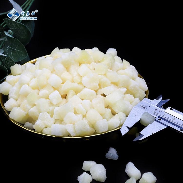 IQF Frozen White Peach Dice Manufacturers, IQF Frozen White Peach Dice Factory, Supply IQF Frozen White Peach Dice