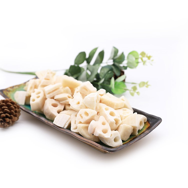 IQF Frozen lotus root cut Manufacturers, IQF Frozen lotus root cut Factory, Supply IQF Frozen lotus root cut
