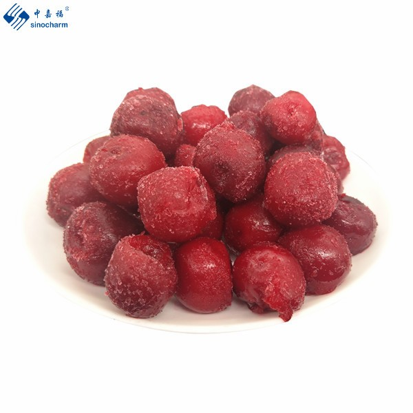 IQF Frozen Red Cherry