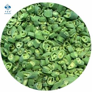 IQF Frozen Green Chilli