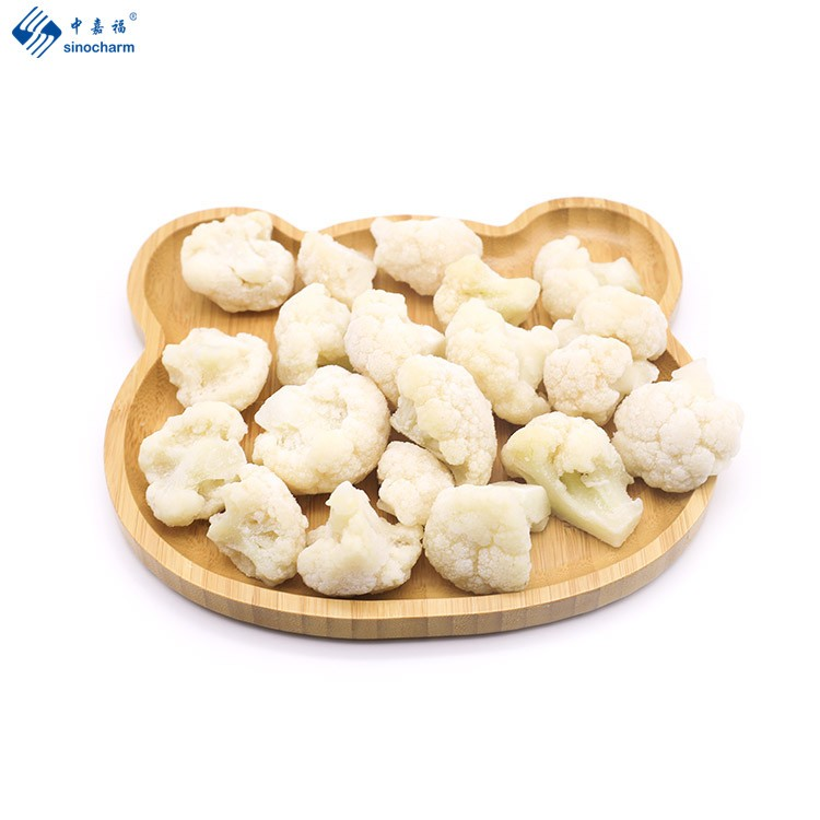 Frozen Organic White Cauliflower