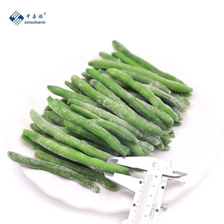 Frozen Organic Green Bean