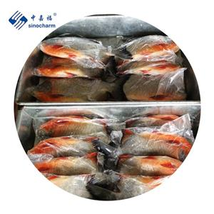 IQF Frozen Red Pomfret Red pacu fish