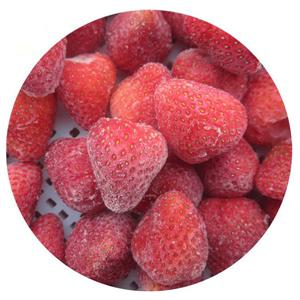 IQF فراولة مجمدة