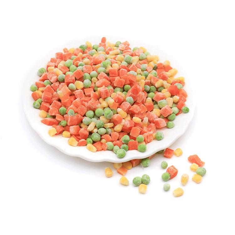 IQF冷凍混合野菜