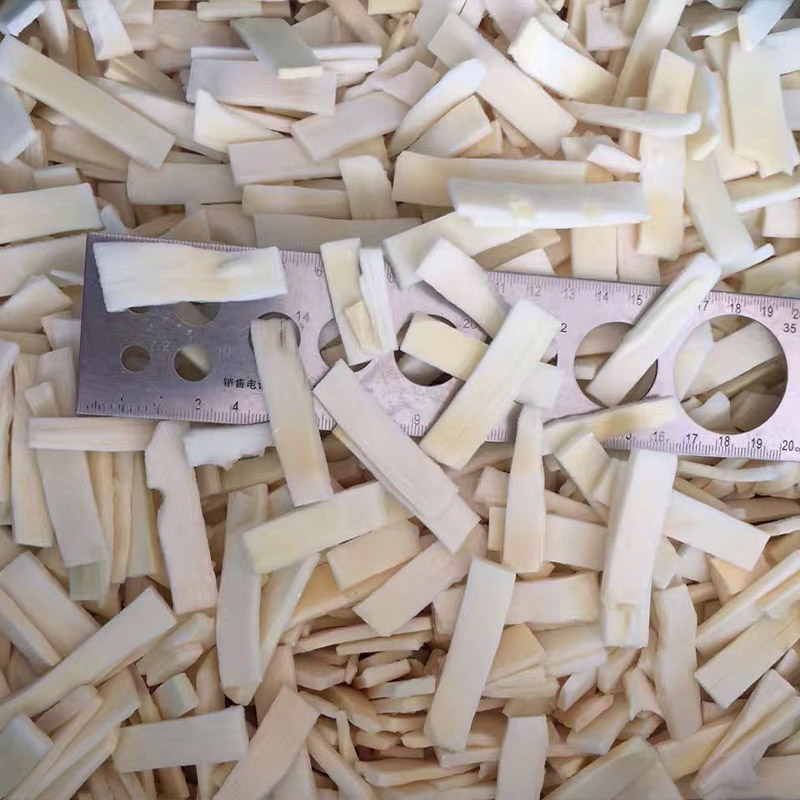 Our Company is Mass-producing Frozen Bamboo shoot