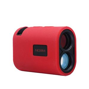 New Arrival Golf Sports Handheld Laser Rangefinder Red