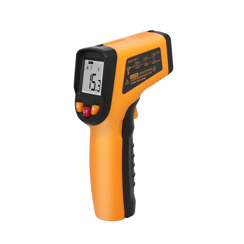0~600 Degree Digital Laser Infrared Temperature Gun